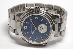 Sjöö Sandström Chronolink. Based in Sweden, S  is one of the world's very few independent watchmakers.