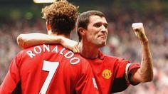 Sir Alex Ferguson's 'B team' behind Scholes, Cantona, Ronaldo and Giggs