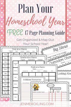 {FREE} Homeschool Pl