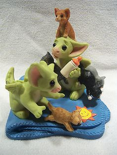 "Pocket Dragon ""Herding Cats"" - brand new, last one, limited edition of 1000/ebay"
