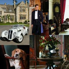 Beautiful Pictures with a English, Victorian, Scottish and Irish twist victorian irish ireland manor fashion antique cars mansion love. www.ouwbollig.eu  https://www.facebook.com/ouwbollig.eu