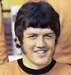 Wolves legend Peter Knowles who walked away from football in 1969 at the age of just twenty four having found religion.