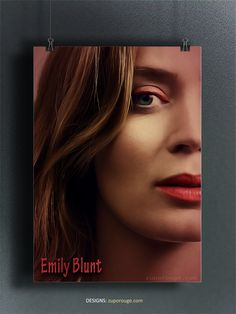 Emily Blunt, Photos, Montages, Movie Posters, Pictures, Film Poster, Popcorn Posters, Billboard, Film Posters