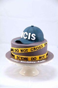NCIS Cake By BakerzDad on CakeCentral.com