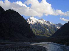 Karakoram 2 in Kaghan Valley