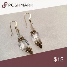 Spotted while shopping on Poshmark: Cute drop earrings! #poshmark #fashion #shopping #style #Jewelry