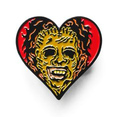 """SAW IS FAMILY"" ENAMEL PIN"
