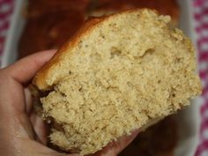 Moist Pumpkin Bread (One Bowl) - Orion Dessert Ig Bas, Merci Marie, Healthy Cooking, Cooking Rice, Healthy Food, Love Food, Banana Bread, Sweet Tooth, Sweet Treats