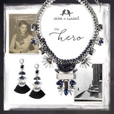 THE hero - embolden every day with pieces that radiate modern power www.chloeandisabel.com/boutique/cristenscott