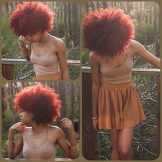 TUMBLR NATURAL HAIR