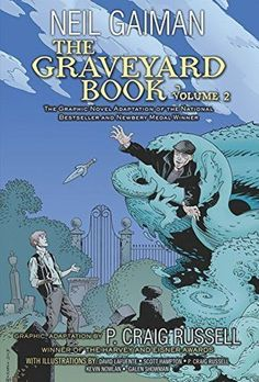 The Graveyard Book Graphic Novel: Volume 2 - 0062194844 I ALREADY HAVE THE VOLUME 1!
