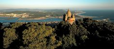 Viana do Castelo. World Heritage. Fascinating beauty!  You can't stop watching it. Time just stops in here. True bliss..  Come discover!  #Portugal