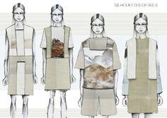 [Digital Beauty]  IFA Paris 2013 Bachelor Fashion Design scholarship winner Lena's work