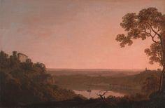Lake Nemi | Yale Center For British Art
