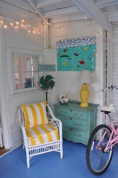 Jane Coslick Cottages: A Little Shabby,,A Little Chic...A Little Beach Cottage coming together