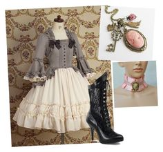 """""""Untitled #10404"""" by bj837101 ❤ liked on Polyvore featuring Funtasma"""