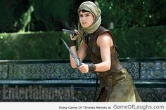First look at the Sand Snakes from Game Of Thrones Season 5