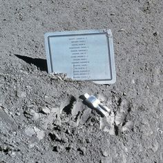 @greathistory posted to Instagram: Commemorative plaque and the Fallen Astronaut sculpture left on the Moon in 1971 by the crew of Apollo 15 in memory of 14 deceased NASA astronauts and USSR cosmonauts.  Fallen Astronaut - Space Race - Wikipedia . Use the Netflix History 101 Series to bring the space race to brilliant life! These History 101 Worksheets go with Episode 2: Space Race. 40 Multiple-Choice Questions in PDF, plus Examview and Blackboard formats for distance learning! Episode 2 is… History Channel, Apollo Space Program, Apollo Missions, Nasa Astronauts, Space Race, Moon Landing, Space Exploration, Urban Exploration, Outer Space