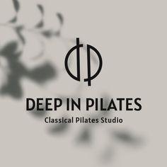 Pilates Logo, Pilates Studio, Brand Identity Design, Branding Design, Building Logo, Yoga Logo, Bakery Logo Design, Logo Branding, Logos