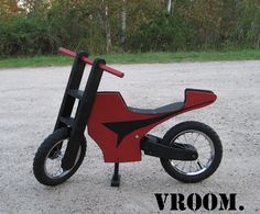 DIY- scoot/balance bike