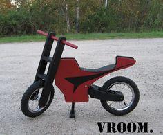 DIY- scoot/balance bike