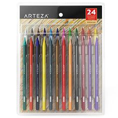 Pre-sharpened Crayola Erasable Colored Pencils Exquisite Craftsmanship; 10 Non-toxic Fully Erasable..