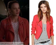 Switched at Birth: Season 4 Episode 13 Daphne's Red Jacket