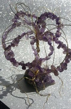 Amethyst Tree of Life 0010 by DivineDeanna on Etsy