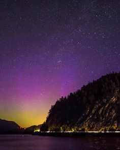 Another Aurora  Yesterday morning's light show in Porteau Cove. This view never gets old for me. A very active Aurora Borealis and clear skies had me cruising northbound on the Sea to Sky Highway. Captured at Porteau Cove Provincial Park  May 2 2016   #AuroraBorealis #NorthernLights