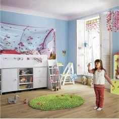 Jardin #kidsroom