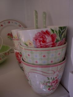 GreenGate Latte Cups Spring/Summer 2014