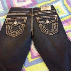 Dark true religion jeans Authentic , new jeans True Religion Jeans Skinny