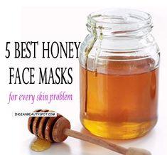 ♥ IndianBeautySpot.Com ♥ – 5 Simple Honey Face Masks for every skin problems