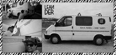 Leander's van