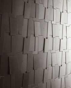 Dimensional wall tile