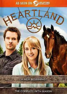 The fifth season of Heartland continues to follow Amy, a teenager with a gift for communicating with horses, as she faces the ups and downs of living on a family-owned horse ranch.