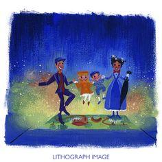 Mary Poppins   Disney Music Emporium     Lorelay Bove, Bert, Jane, Michael