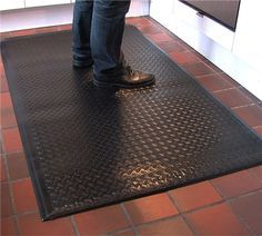 Soft Step Supreme Anti Fatigue Workstation Mat Floormat Commercial Floor Matting