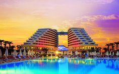 Hotel Miracle Resort, Lara, Turkije www.antalyaarmarentacar.com Antalya rent a car, Antalya oto kiralama, Antalya araba kiralama, Antalya havalimanı rent a car, Antalya araç kiralama
