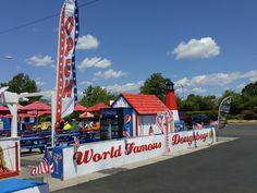 Rocky Point, Clam, Rhode Island, Fair Grounds, World, Fun, Travel, Viajes, Destinations