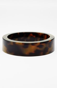 Tortoise 'Ramona' Bangle Bracelet