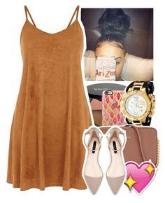 """1:19 pm"" by makkisme ❤ liked on Polyvore featuring blacklUp, Casetify, Invicta and Michael Kors"