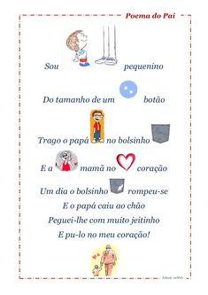 Poema sou pequenino pai by cigm1 via slideshare