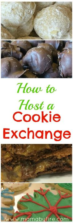 If you have never gone to a Christmas cookie exchange, I highly recommend. Easy Christmas Cookie Recipes, Christmas Crafts For Kids To Make, Christmas Cookie Exchange, Christmas Activities For Kids, Delicious Cookie Recipes, Homemade Christmas Gifts, Craft Activities For Kids, Simple Christmas, Christmas Treats