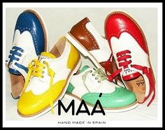 Magnificent, Amazing, Awesome – MAÁ Shoes Hand Made in Spain