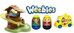Weebles wobble but they don't fall down I have Tigger! My Little Kids, Little People, 90s Childhood, Childhood Memories, 1970s Toys, Back In My Day, My Generation, I Remember When, Ol Days