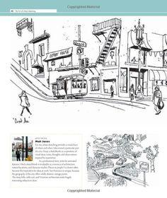 The Art of Urban Sketching: Drawing on Location Around the World: Amazon.co.uk: Gabriel Campanario: Books
