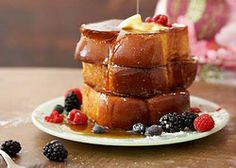 make ahead french toast!