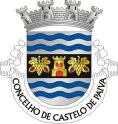 Brasão de Castelo de Paiva