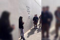 Shia LaBeouf's anti-Trump livestream is reborn in New Mexico
